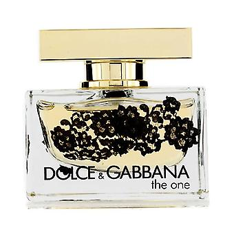 Dolce & Gabbana The One Eau De Parfum Spray (Lace Edition) 50ml/1.6oz