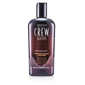 American Crew Men Precision Blend Shampoo (Cleans the Scalp and Controls Color Fade-Out) - 250ml/8.45oz