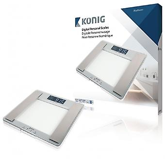 König Digital personal scales