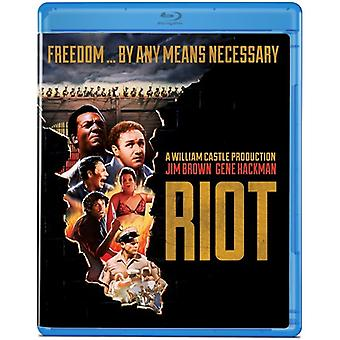 Riot (1969) [BLU-RAY] USA import
