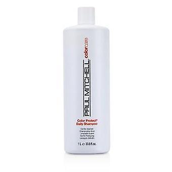 Paul Mitchell Color Care Farbe schützen täglich Shampoo (sanfte Reiniger) - 1000ml / 33,8 oz