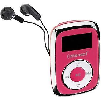 MP3 player Intenso 8 GB Pink Clip