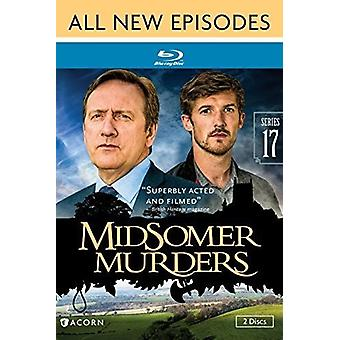 Midsomer Murders: Series 17 [Blu-ray] USA import