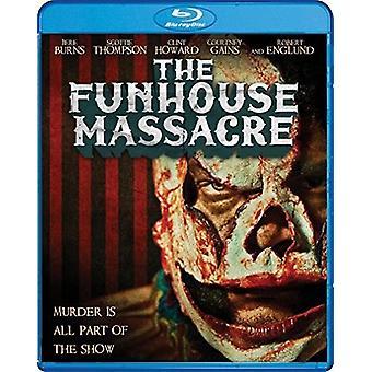 Funhouse massakern [Blu-ray] USA import