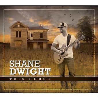Shane Dwight - Parlamentet [CD] USA import