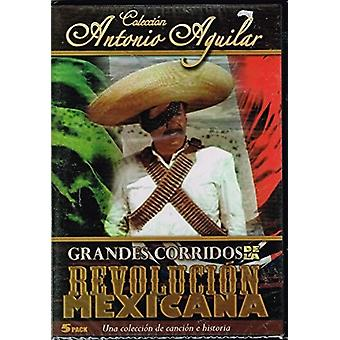 Grandes Corridos De La Rev [DVD] USA import