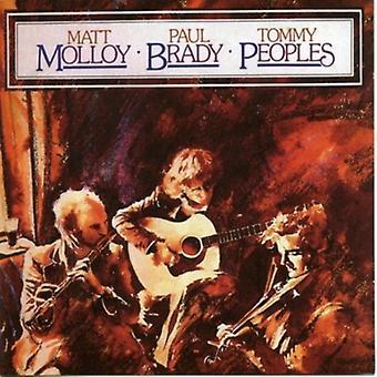 Molloy/Brady/personer-Molloy-Brady-folk [CD] USA import