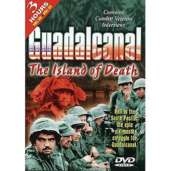 Guadalcanal [DVD] USA import