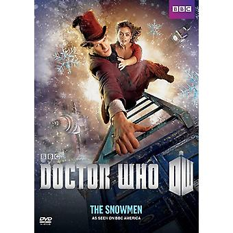 Doctor Who - Snowmen [DVD] USA import