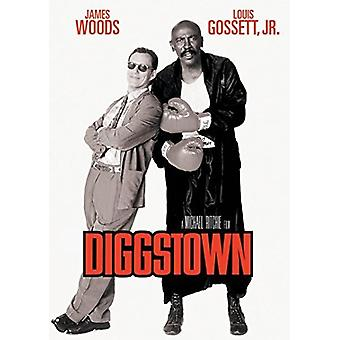 Diggstown [DVD] USA import