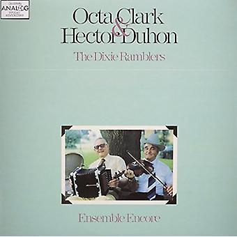 Clark, Octa & Duhon, Hector - importazione USA Ensemble Encore [Vinyl]