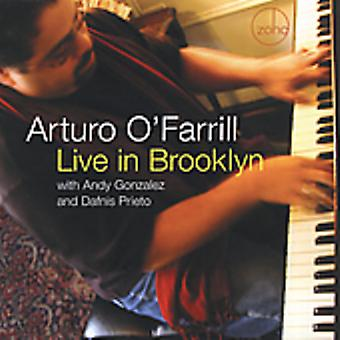 Arturo O'Farrill - bor i Brooklyn [CD] USA import
