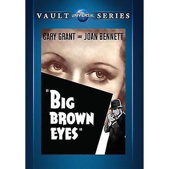 Big Brown Eyes [DVD] USA import
