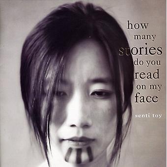 Senti legetøj - hvor mange historier gør du læse på mit ansigt [CD] USA import