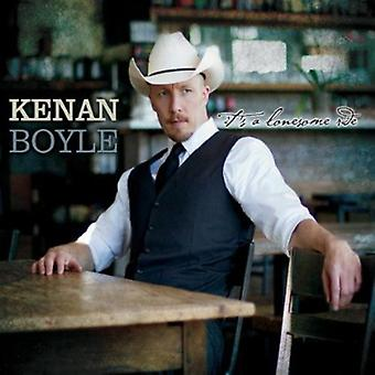 Kenan Boyle - It's a Lonesome Ride [CD] USA import