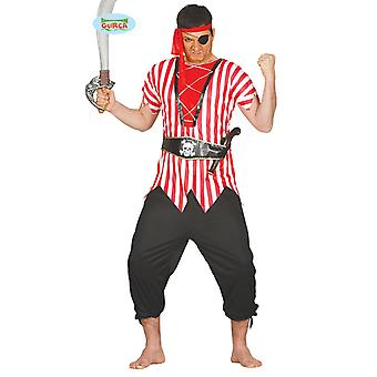Pirate Costume Pirate Costume pirate mens one size