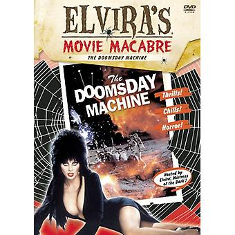 Elvira - Elvira: Doomsday Machine [DVD] USA import