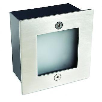 LED Robus Base 240V LED Panel Light, White LED