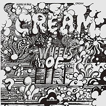 Cream - Wheels of Fire [Vinyl] USA import