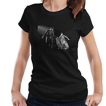 Uruchomić, DMC na żywo T-Shirt Hammersmith Odeon kobiet 1986