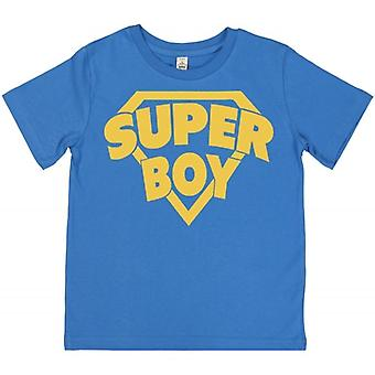 Spoilt Rotten Super Boy Children's Top