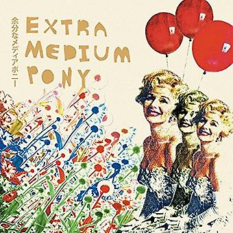 Ekstra Medium Pony - meningsløshed [Vinyl] USA importerer