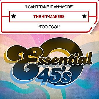 Hit-Makers - I Can't Take It Anymore / Too Cool (Digital 45) [CD] USA import