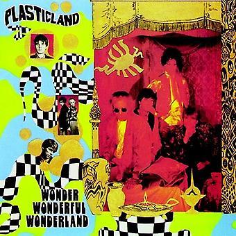 Plasticland - meraviglia meraviglioso paese delle meraviglie [CD] USA importare