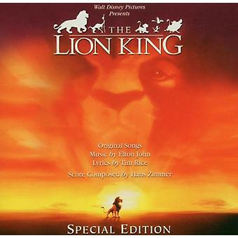 Various Artists - The Lion King [Special Edition] [CD] USA import
