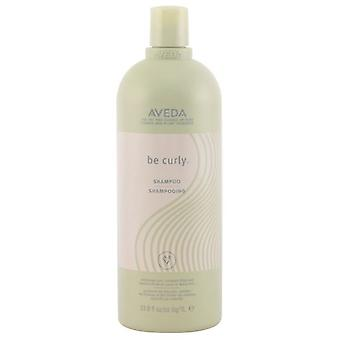 Aveda Be Curly Shampoo 1000 Ml (Vrouwen , Capillair , Conditioners & Maskers)