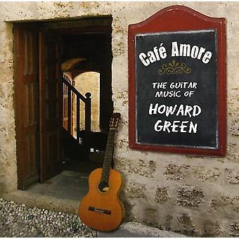 Howard Green - Cafe Amore [CD] USA import