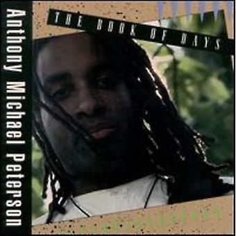 Anthony Michael Peterson - bog af dage [CD] USA import
