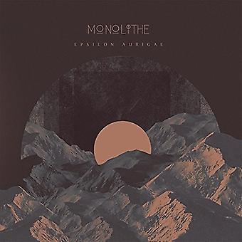 Monolithe - Epsilon Aurigae [CD] USA importerer