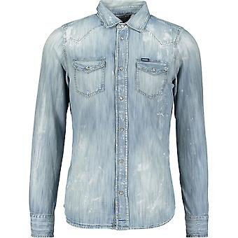 Diesel New-Sonora 0664C 01 Casual Shirt