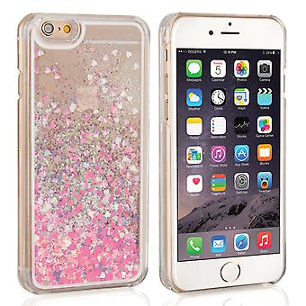 Caseflex Iphone 6 And 6s Quicksand Scale Hard Case - Pink