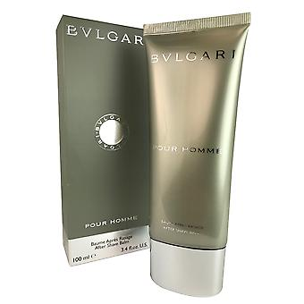 Bvlgari voor mannen 3.4 oz After Shave Balm