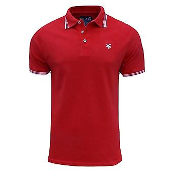 Gio Goi Men's Paco Polo T Shirt