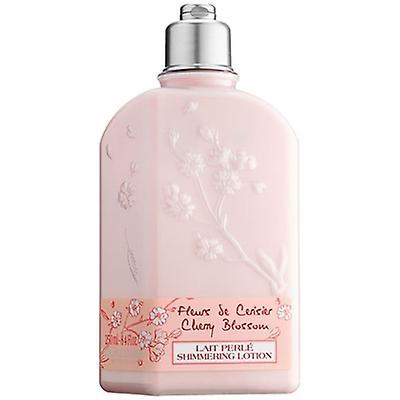 L'Occitane Cherry Blossom Shimmering Lotion 250ml / 8.4oz