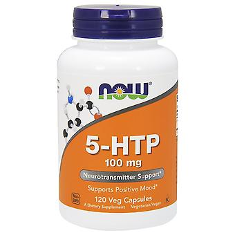 Now Foods 5HTP 100 mg 120 vcaps