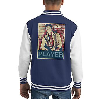 Roger Moore The Wild Geese South Africa 1977 Kid's Varsity Jacket