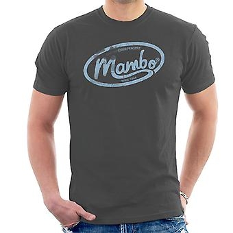 Mambo Oval Logo Light Men's T-Shirt