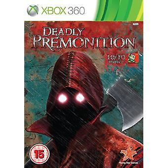 Deadly Premonition (Xbox 360) - Factory Sealed