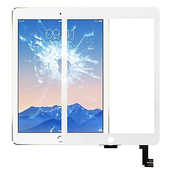 Touch screen compatible for Apple iPad air 2 display unit display LCD white new