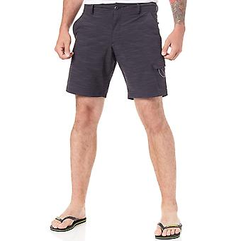 ONeill Black Out Chino Hybrid Walkshorts