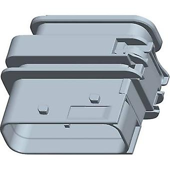 TE Connectivity Socket enclosure - PCB HDSCS, MCP Total number of pins 16 1-1564528-1 1 pc(s)