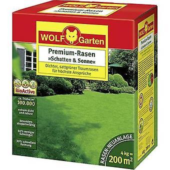 Gazon zaad schaduw & zon LP 200 Wolf Garten 3820050