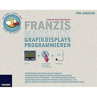 Science kit (sæt) Franzis Verlag Maker Kit Grafikdisplays programmieren 65278 14 år og over