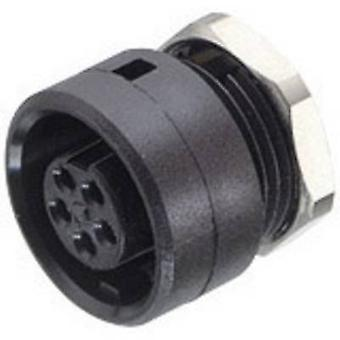 Binder 09-0998-00-05 Subminiature Round Plug-in Connector Series Nominal current (details): 3 A