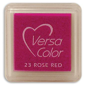 VersaColor Pigment Mini Ink Pad-Rose Red