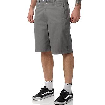 Metal Mulisha Charcoal Heather Straight Away - 22 Inch Walkshorts